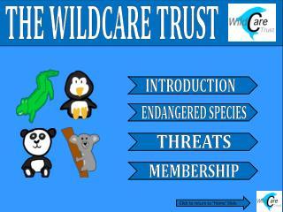 THE  WILDCARE  TRUST