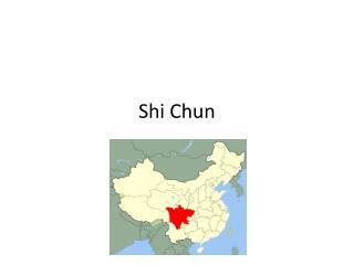 Shi Chun