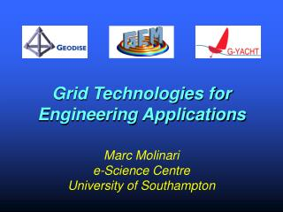 Grid Technologies for Engineering Applications