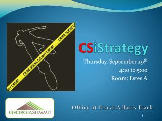 CS iStrategy