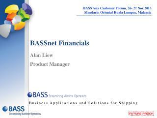 BASSnet  Financials