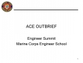 ACE OUTBRIEF