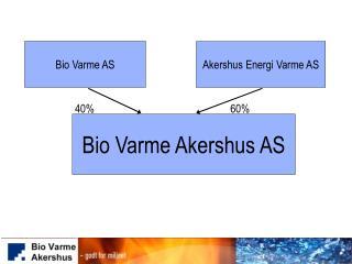 Bio  Varme  Akershus AS
