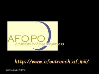 afoutreach.af.mil/
