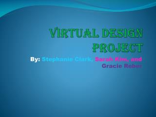 Virtual Design Project