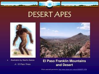 DESERT APES
