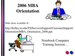 2006 MBA Orientation