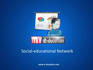 Social-educational Network