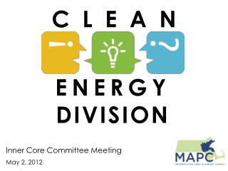 Inner Core Committee Meeting May 2, 2012