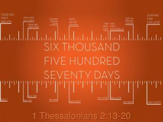 6570 Days