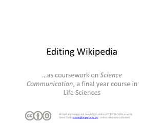 wikipedia coursework A golf course is where the game of golf is usually played it is made up of a series of 'holes', each consisting of certain key areas a teeing ground us used to start playing the hole.