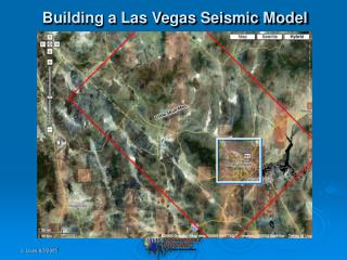 Building a Las Vegas Seismic Model