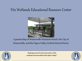 Fitz Wetlands Educational Resource Center