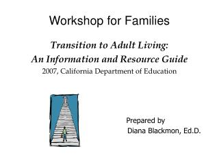 Workshop for Families