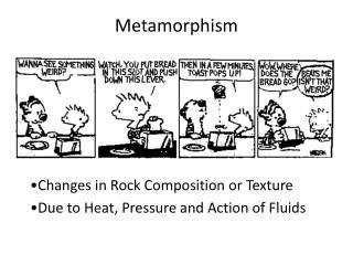 Metamorphism