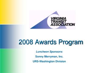 2008 Awards Program