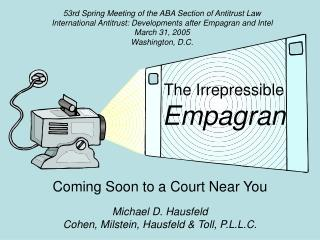 The Irrepressible Empagran