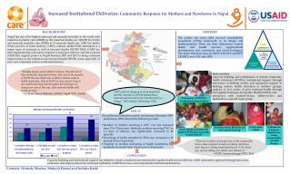 Increased Institutional Deliveries:  Community Response for Mothers and Newborns in Nepal