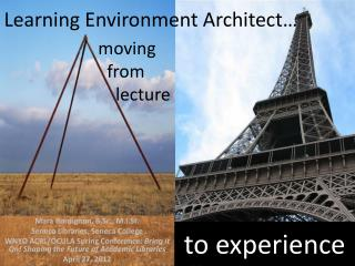Learning Environment Architect…