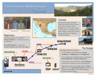 Cuchiverachi Water Project