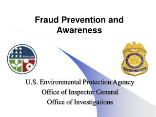 Fraud Prevention and Awareness