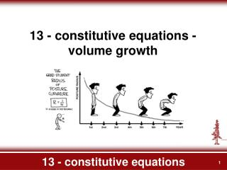 13 - constitutive equations