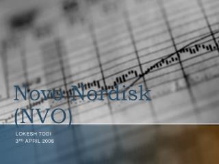 Novo Nordisk (NVO)