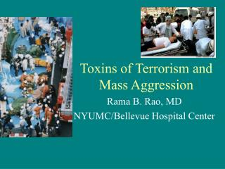 Toxins of Terrorism and Mass Aggression