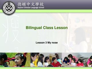Bilingual Class Lesson