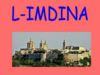 L-IMDINA
