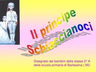 Disegnato dai bambini della classe 2^ A della scuola primaria di Barlassina ( MI)
