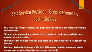 Top SEO Company in Delhi - Providing Excellent Services