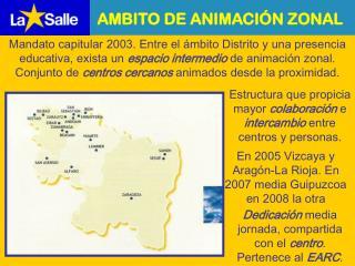 AMBITO DE ANIMACIÓN ZONAL