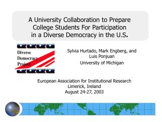 Preparing College Students for a Diverse Democracy