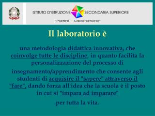 Il laboratorio è