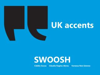 UK  accents