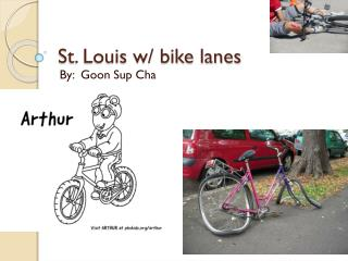 St. Louis w/ bike lanes