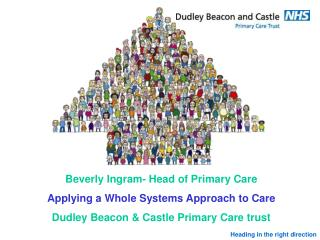 Beverly Ingram- Head of Primary Care Applying a Whole Systems Approach to Care