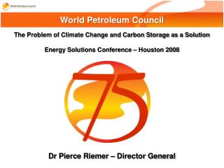 World Petroleum Council
