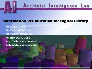 Information Visualization for Digital Library