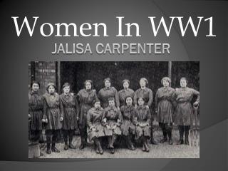 Jalisa  Carpenter