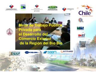 Mesa de Trabajo Pública Privada para  el Desarrollo del Comercio Exterior