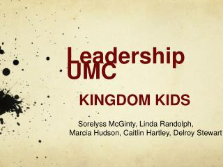 Leadership UMC
