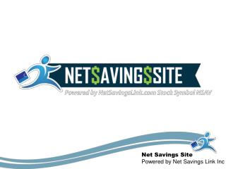 Net Savings Site  Powered by Net Savings Link Inc