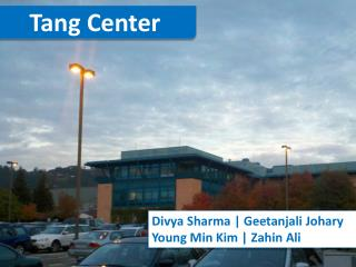 Tang Center
