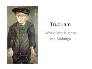Truc Lam