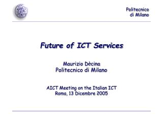 Future of ICT Services