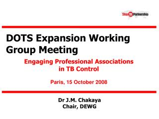 DOTS Expansion Working Group Meeting