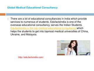 Global Medical Educational Consultancy