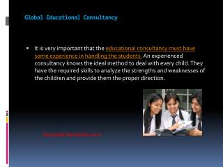 Global Educational Consultancy